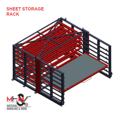 Sheet Storage Racks